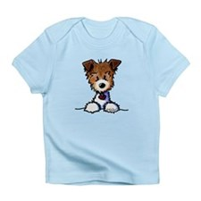 JRT Jack Russell Terrier Infant T-Shirt