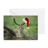 9th REINDEER Greeting Cards (Pk of 10)