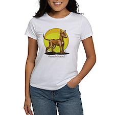 Pharaoh Hound Illustration T-Shirt