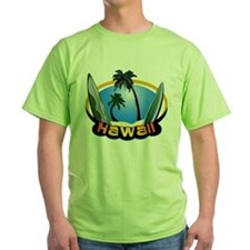 Hawaii Surf and Sand Retro T-Shirt
