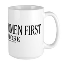 Women And Women First Portlandia Mug