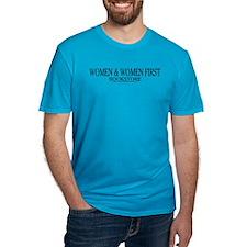 Women And Women First Portlandia T-Shirt