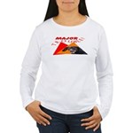 Dachshund Trouble Women's Long Sleeve T-Shirt