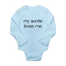 My Auntie Loves Me Body Suit