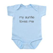 My Auntie Loves Me Body Suit