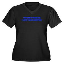 2-daughters-freshman-blue Plus Size T-Shirt