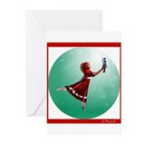 Cool Clara Greeting Cards (Pk of 10)