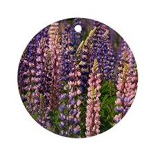 Lupine Ornament