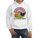All American Breeds Hooded Sweatshirt