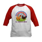 All American Breeds Kids Baseball Jersey