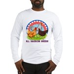 All American Breeds Long Sleeve T-Shirt