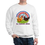 All American Breeds Sweatshirt
