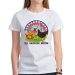 All American Breeds Women's T-Shirt