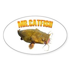 Mr Catfish Decal