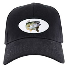 walleye turn Baseball Hat