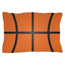 Basketball Pattern Pillow Case