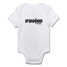 DramaQueen for a Day Infant Bodysuit