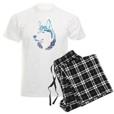 Husky Words Pajamas