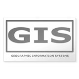 The GIS Sticker Rectangle