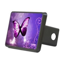 purple majesty Hitch Cover