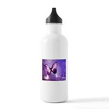 purple majesty Water Bottle