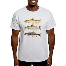 Trout Watercolor T-Shirt