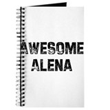 Awesome Alena Journal