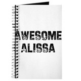 Awesome Alissa Journal