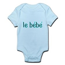 le bebe-the baby-French Body Suit