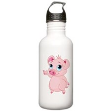 Cute Pig Water Bottle