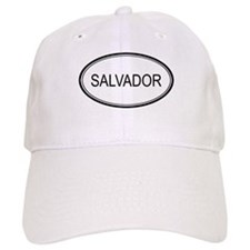 Salvador Oval Design Baseball Cap