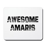 Awesome Amaris Mousepad