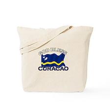 Patriotic Curacao designs Tote Bag