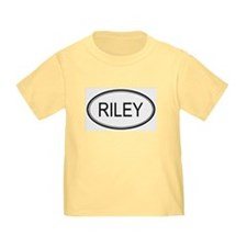 Riley Oval Design T