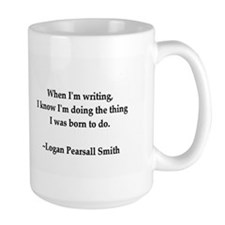 Author Quote Coffee Mug