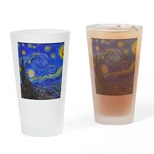 van Gogh: The Starry Night Drinking Glass