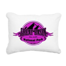 great basin 5 Rectangular Canvas Pillow