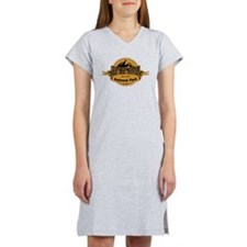 great smokey mountains 4 Women's Nightshirt
