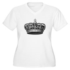 Crown Plus Size T-Shirt