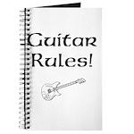 Guitar Rules Journal