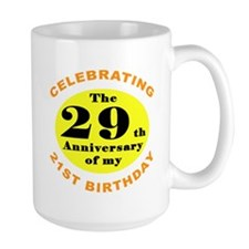 50th Birthday Humor Ceramic Mugs
