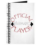 Official Player Journal