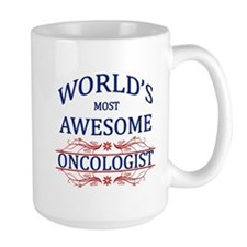 World's Most Awesome Oncologist Mug