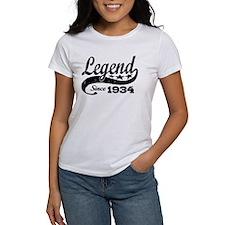 Legend Since 1934 Tee