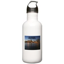 Detroit Revolution Water Bottle