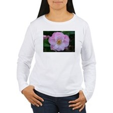 Camellia flower in bloom Long Sleeve T-Shirt