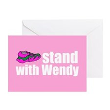 Stand with Wendy Greeting Cards (Pk of 10)