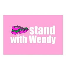 Stand with Wendy Postcards (Package of 8)