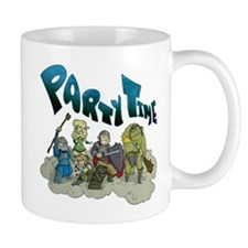 Funny Time to party Mug