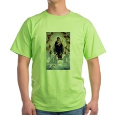 Regina Angelorum Bouguereau T-Shirt